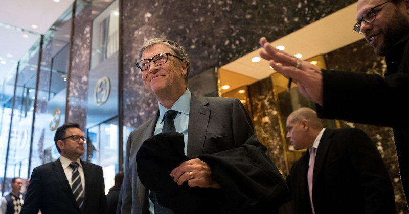 Bill Gates Claims He Warned Trump of 'Pandemic Risk' In 2016