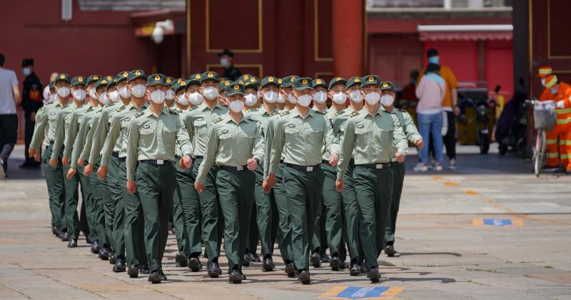 China Lashes Out Over Coronavirus Blame By US, Australia
