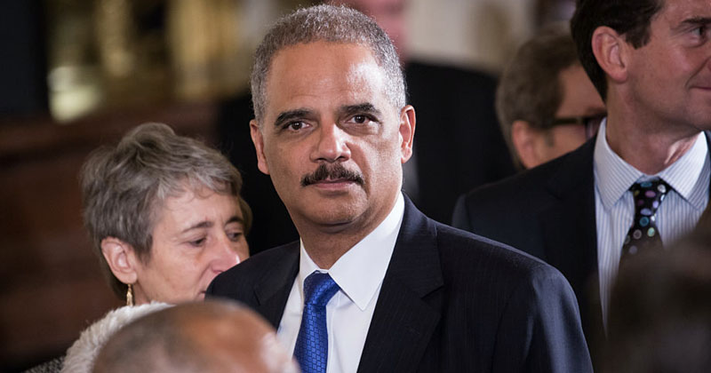 """Former Lawmaker: """"Eric Holder Either Incompetent Or Untruthful About Gun Running"""""""