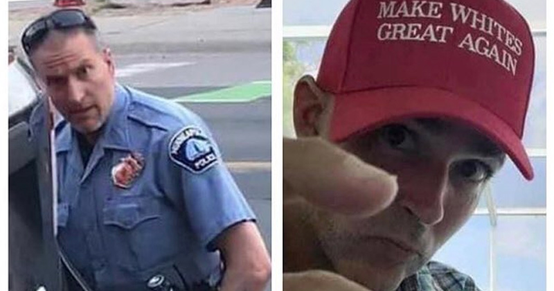 Verified Twitter Spreads Fake News Misidentifying Minnesota Cop Derek Chauvin