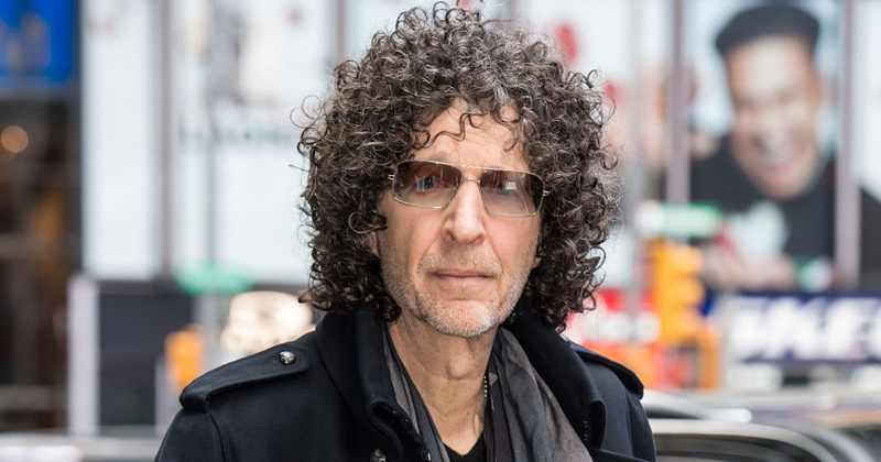Howard Stern Hates You For Voting For Trump