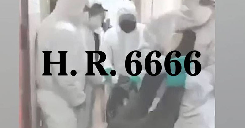 HR6666 - The Bill Of The Beast