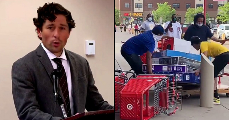 Minneapolis Mayor Jacob Frey: 'Anger' Shown is Result of '400 Years' of Slavery And Racism