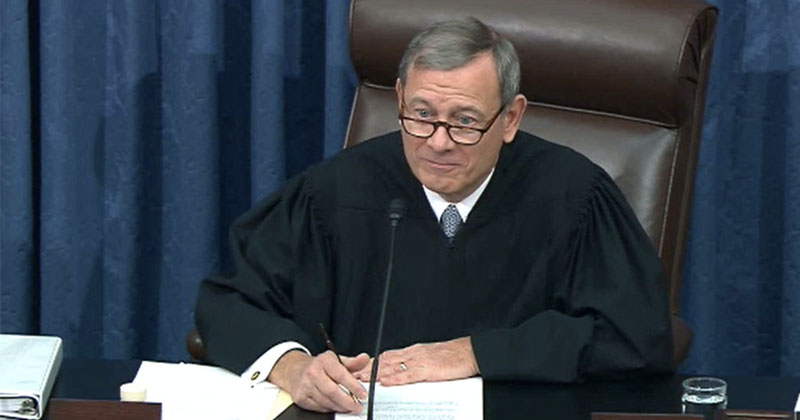 Chief Justice Roberts Sides with Liberals Over Keeping California Churches Shut Down During Pandemic