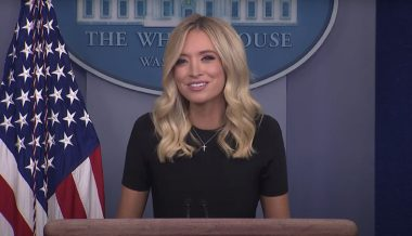 White House Press Beating: McEnany Schools Media During Coronavirus Briefing