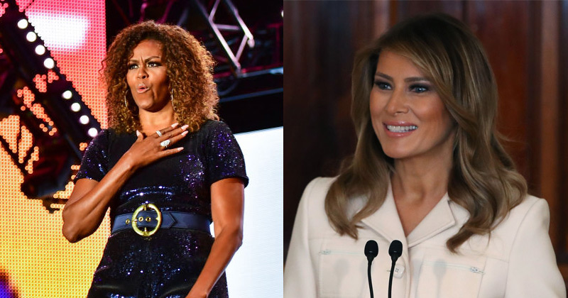 """Watch: Don Lemon Says Trump Jealous Because Michelle Obama """"Better Looking"""" Than Melania Trump"""