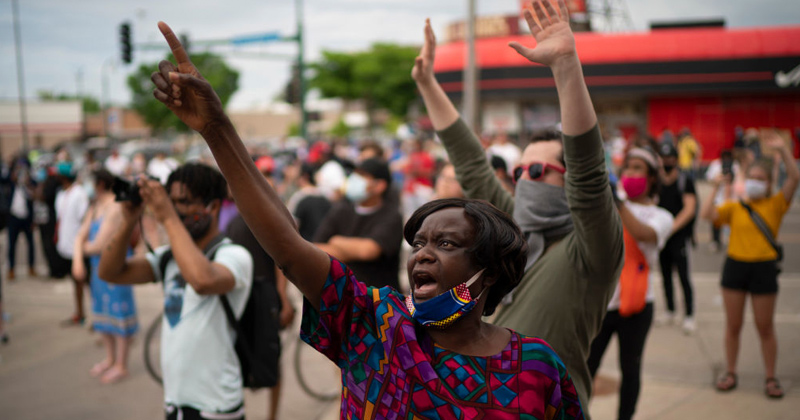 Thursday Live: Citizens Declare Lockdown Over, As Thousands Riot in Minneapolis Streets
