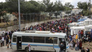 Multiple Stabbing Attacks at Greek Migrant Camp