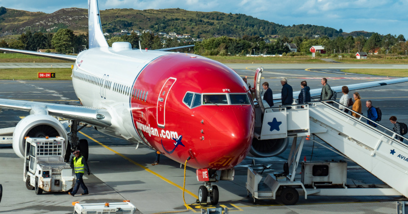 China Becomes Key Owner of Norway's Largest Airline