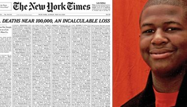 Sixth Name On NYT's List Of 'Coronavirus Victims' is 27-Yr-Old Man Who Was Murdered