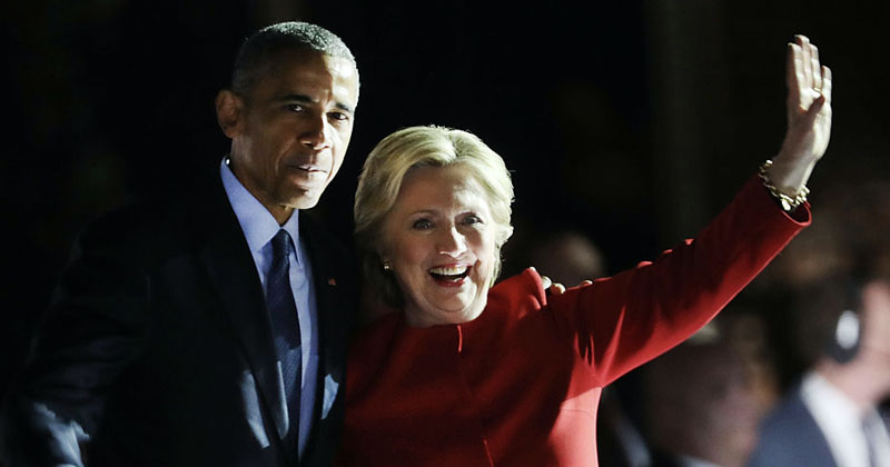 Insider: Hillary Clinton-Barack Obama Ticket Could Replace Joe Biden