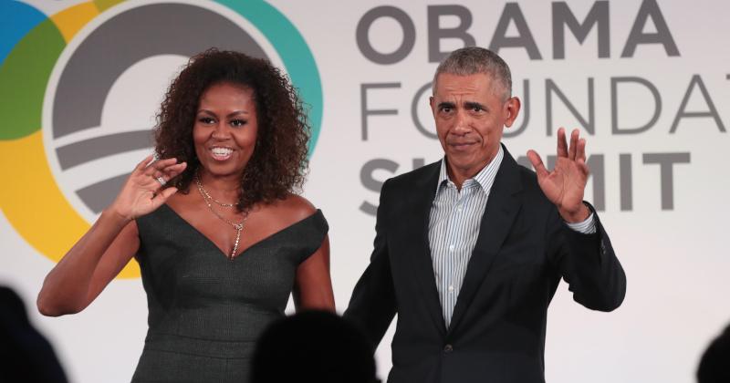 Obamas to Speak at Televised High School Graduation Ceremony