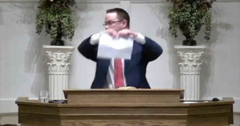 """Baltimore Pastor Rips City's Cease and Desist Order: """"God tells us how to worship Him, nobody else gets to do that."""""""