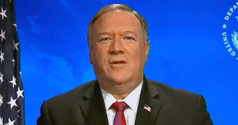 Pompeo Says There's 'Enormous Evidence' Coronavirus Leaked From Wuhan Lab