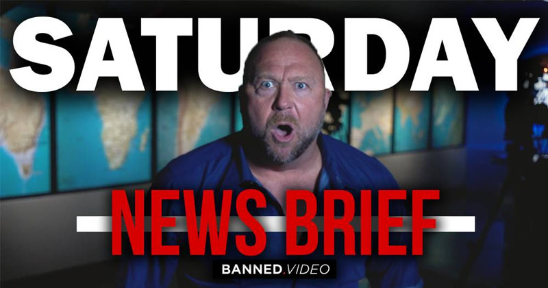 The Most Lethal Saturday News Briefing You Won't Want To Miss