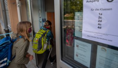 German Officials Threaten to Abduct Kids Who Show Up to School Without Daily 'Health Certificates'