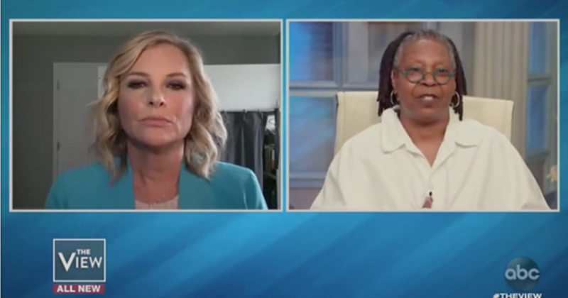 TX Salon Owner Shelley Luther Squares Off With The View in Hostile Interview