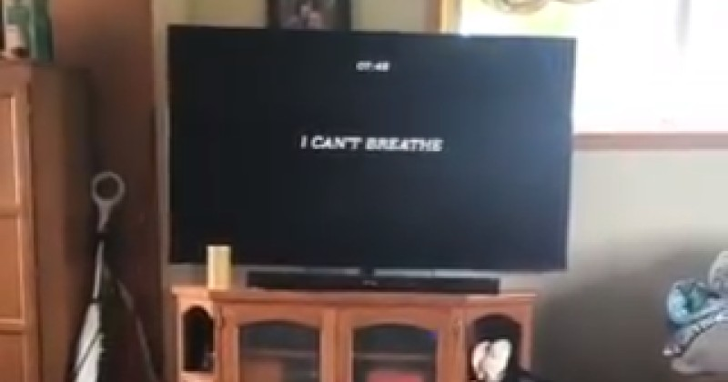 "Nickelodeon Frightens Children With ""I Can't Breathe"" Virtue Signal"