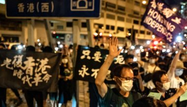 War for Hong Kong?