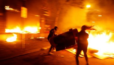 Riots: Not Fun or Profit for the Rest of Us