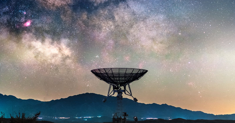 Scientists close in on 12-billion-year-old signal from the end of the universe's 'dark age'