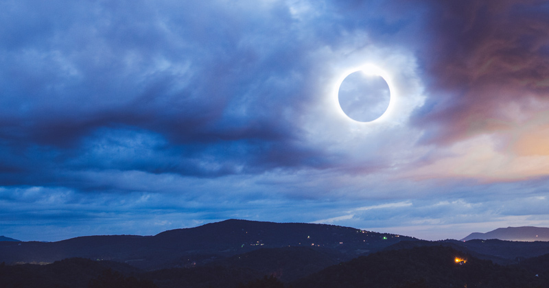 'Ring of Fire' solar eclipse due to light up our skies this weekend