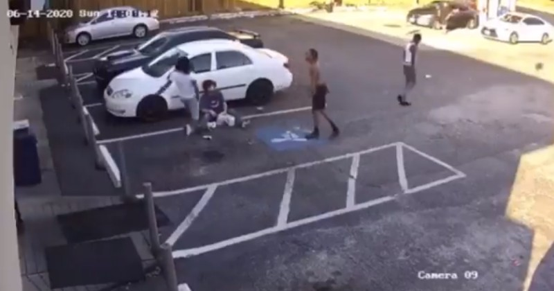 "Man Beaten by Gang Says One of Them Shouted ""Black Lives Matter"""