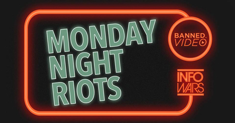 Monday Night Riots Brought To You By George Soros