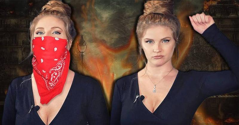 Video: Antifa Creates Their Own Country