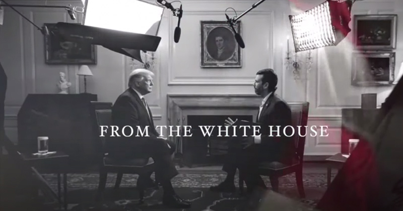 Father's Day Special Interview With President Trump and Don Jr.