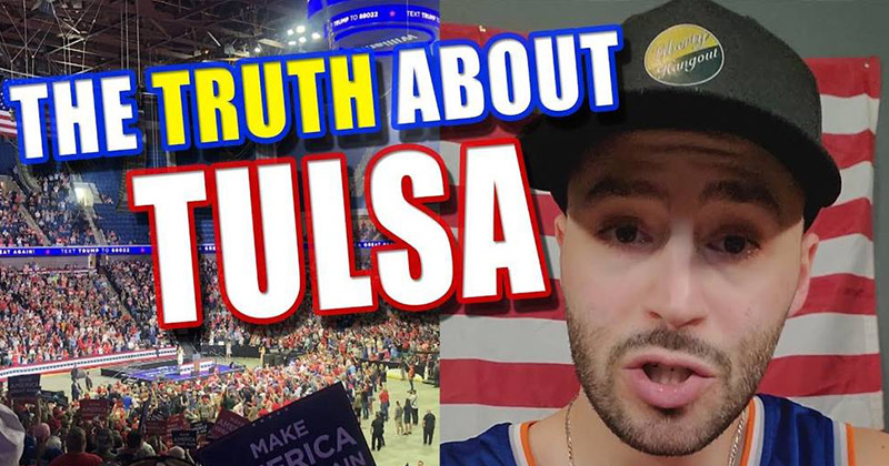 Video: The Truth About Tulsa
