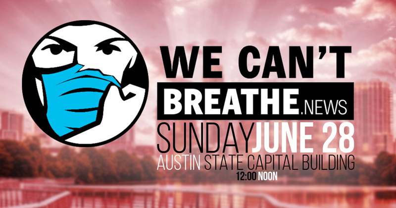 """New Movement Hijacks """"I Can't Breathe"""" Meme To Protest Masks In Public"""