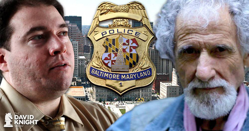 Exclusive Interview With Baltimore's Serpico: Police Corruption & What Happens to Cops Who Don't Go Along