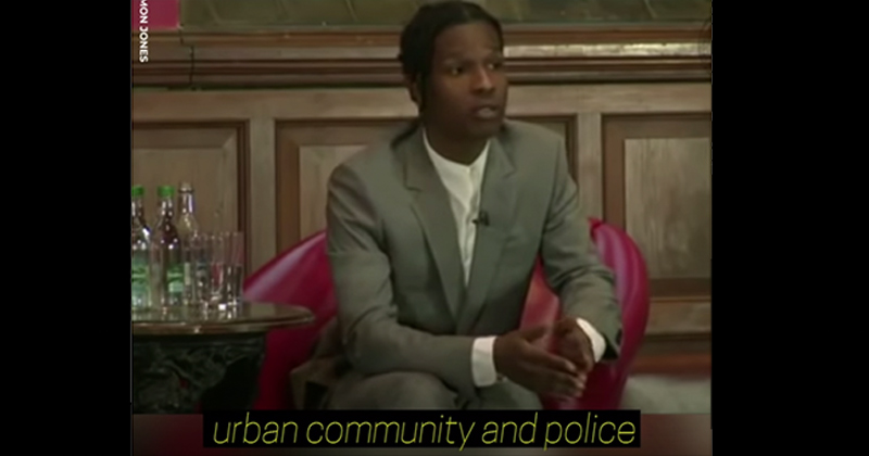 Video: American Rappers Expose BLM - A$AP Rocky, Snoop Dogg & Others