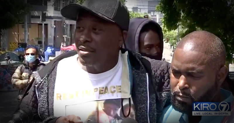 Father of Black Teen Killed In CHOP Calls For National Guard To Clear Autonomous Zone