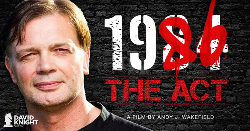"""1986 The Act"": Dr. Wakefield's New Dramatic Film"