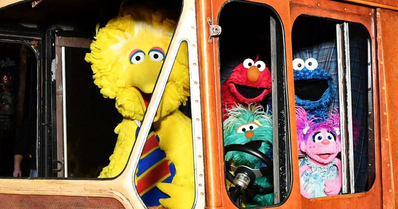 Big Bird and Elmo Will 'Address Racism' in Virtual CNN Town Hall