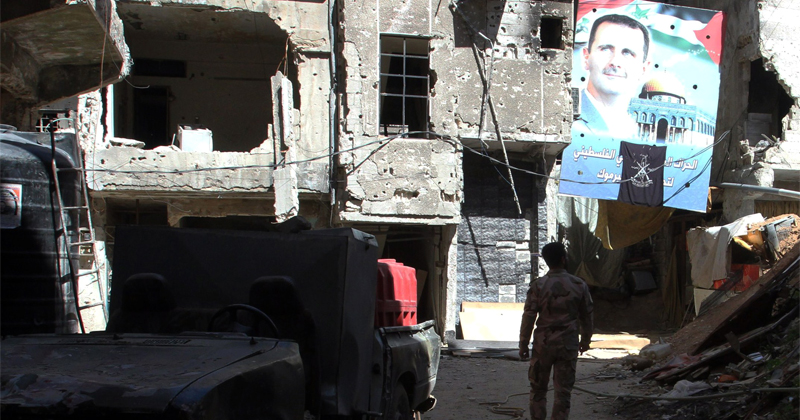 US Envoy in Syria Says Washington Wants Assad to Change Behavior, Not Necessarily Step Down