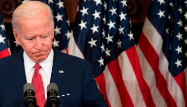 Biden Says '10 to 15 Percent' of Americans 'Not Very Good People'