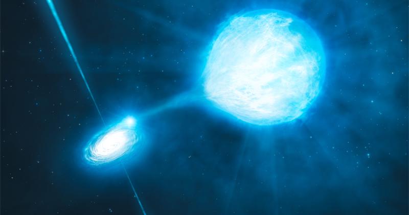 Simulation Finds New Origin of Supermassive Black Holes