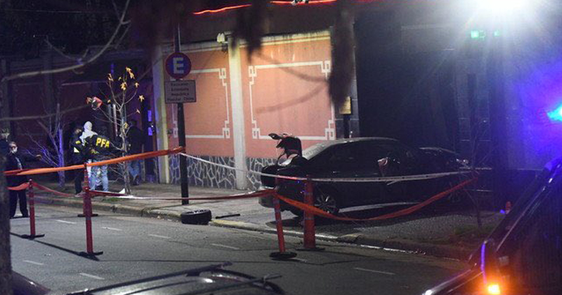 Man Rams Car Into Chinese Embassy in Argentina, Triggers Bomb Scare