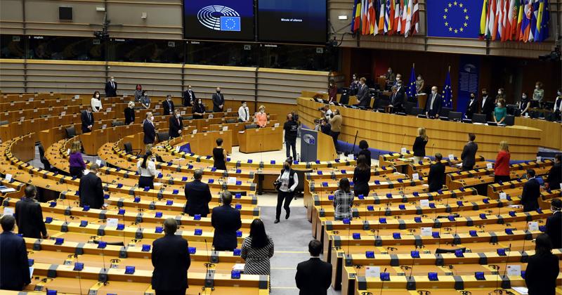 EU Parliament Meddles Into US Affairs, Condemns Trump's Response to Protests, Declares 'Black Lives Matter'