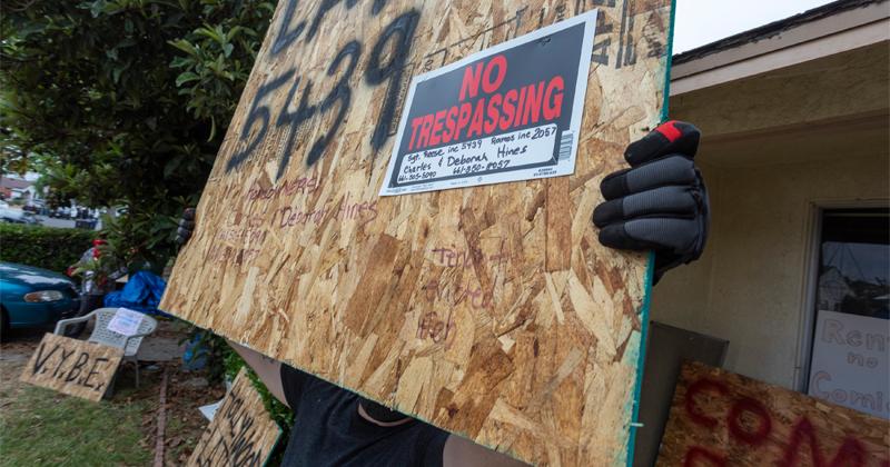 Tsunami of Defaults, Evictions Looms on Horizon
