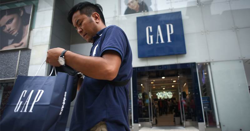 America's Largest Mall Operator Sues Gap For $70M In Back-Rent