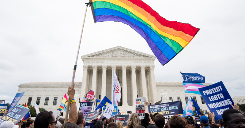 Supreme Court Redefines 'Sex' in Federal Law in Orwellian Ruling