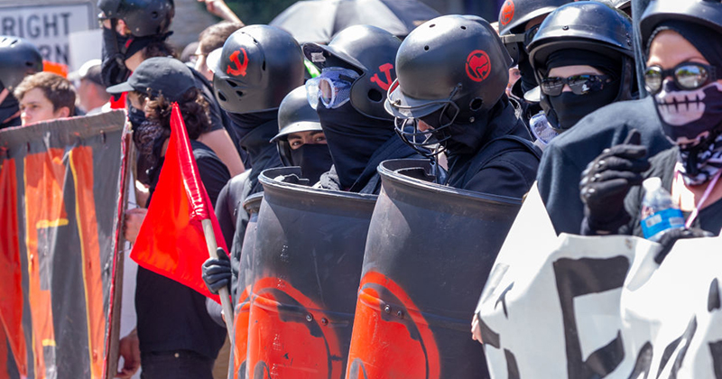 Antifa Doc Reveals Organized Warfare Tactics in Siege of Police Precinct