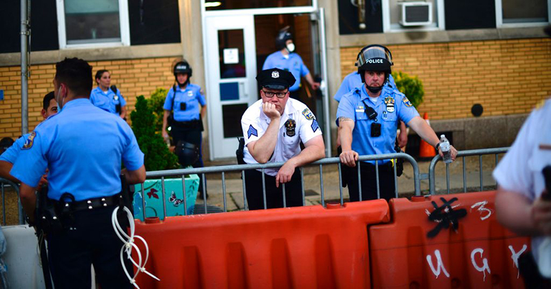 REVEALED: Philadelphia Police Prioritize Rioters Over Neighborhood Watch