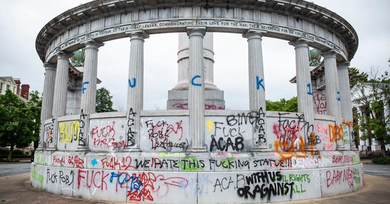 Woke Mobs Now Destroying Statues Of Leading Anti-Slavery Figures