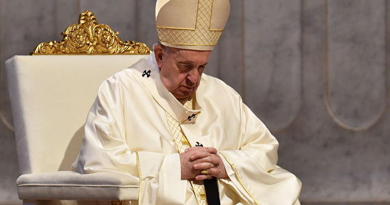 Pope Francis: 'Evil Seems to Reign Supreme' in Today's World