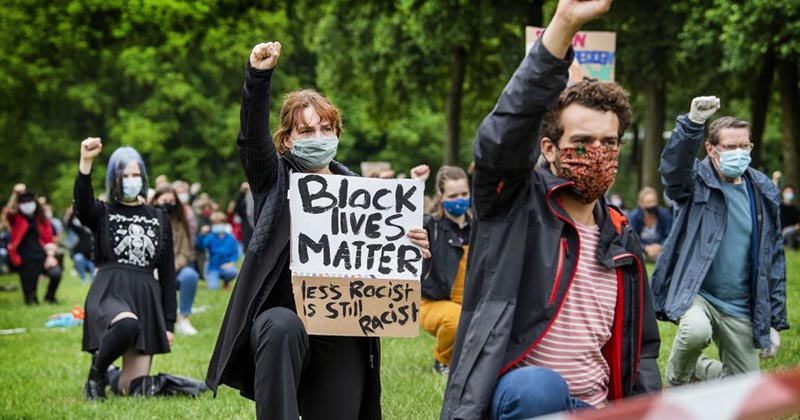 Pew Analysis Shows Only 1 In 6 BLM Protesters Are Black